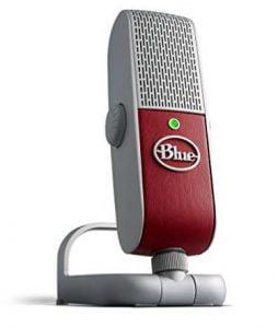 microfono usb blue youtuber