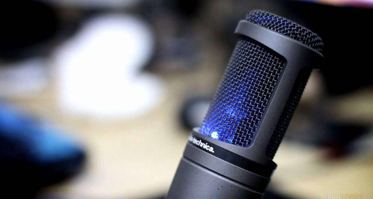 ① MEJOR microfono USB para voces y estudio casero   Audio-Technica ... 29165bc2f14