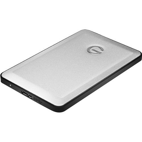 G-Technology G-DRIVE slim 500GB 3.0 (3.1 Gen 1) 500GB Aluminio - Disco...