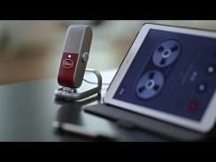 Raspberry, micrófono USB. Sonido de calidad de estudio en cualquier parte.