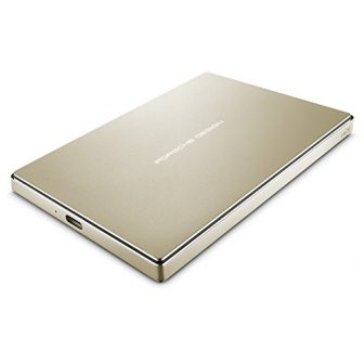 LaCie Porsche Design - Disco duro 2 TBpara MAC y PC (USB-C...